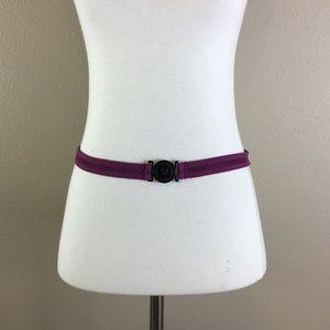 lululemon athletica Accessories - Lululemon Adjustable one size waist clasp belt